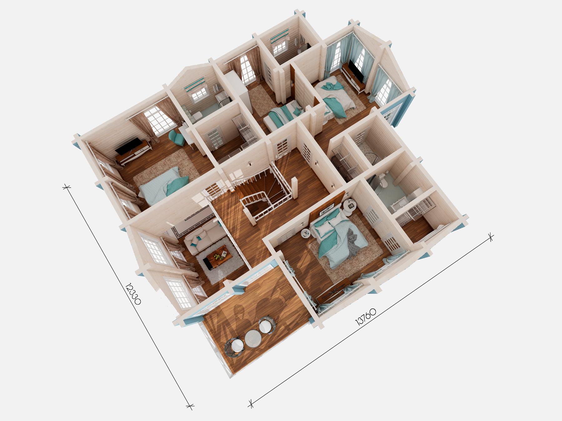 Гранада-2-этаж