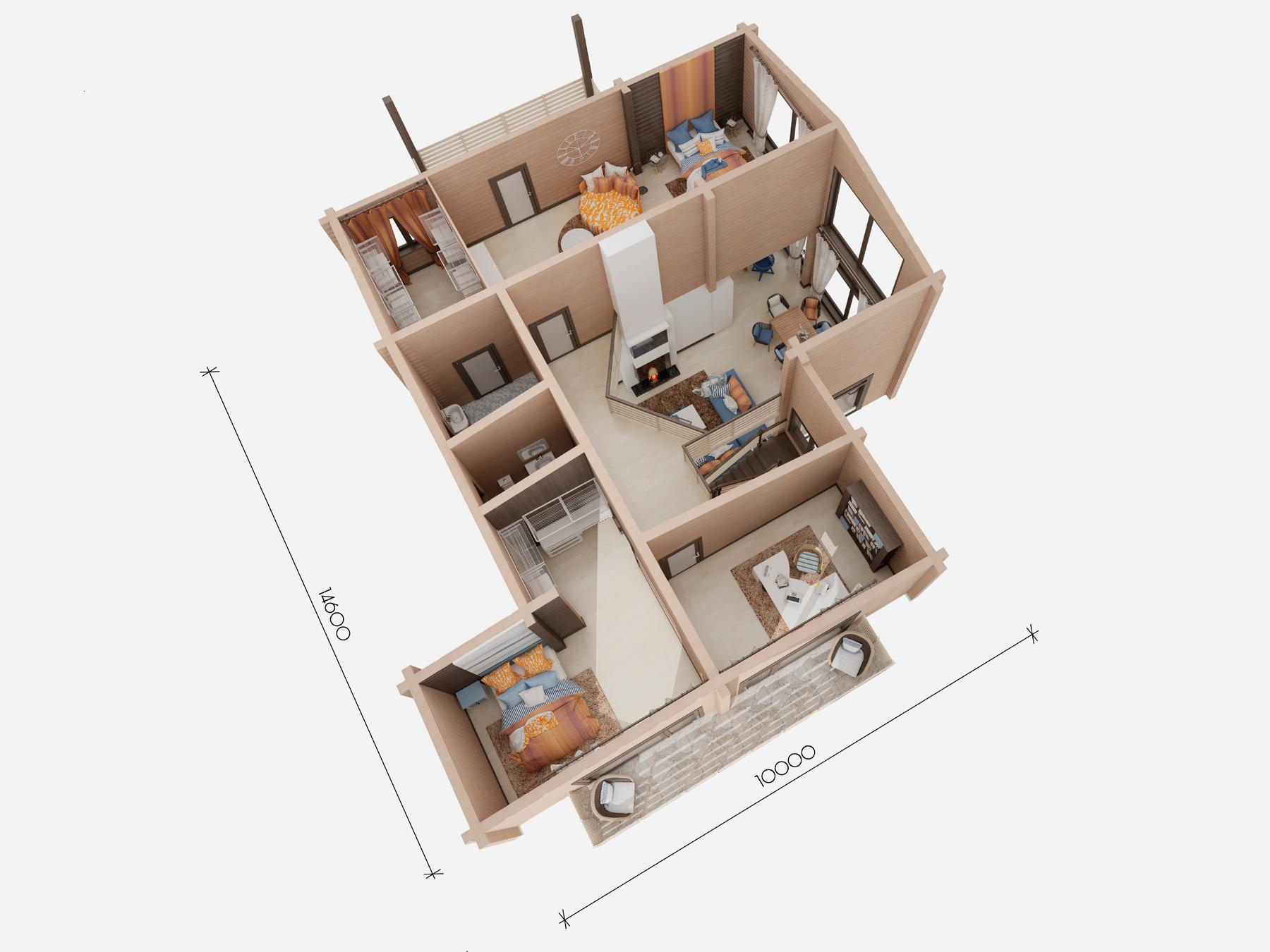 Новара-2-этаж