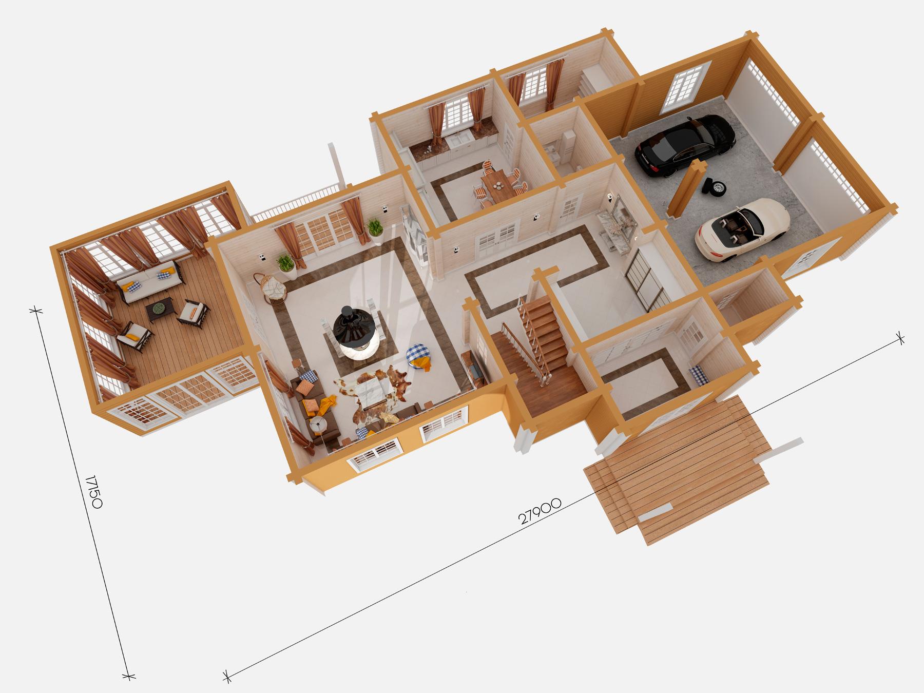 Териоки 1 этаж